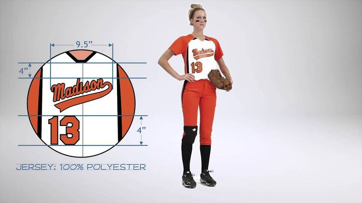 Youth Softball Decoration: A 360° View