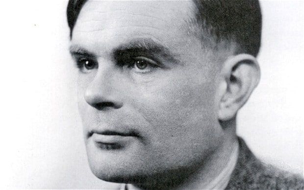 Alan Turing is the man credited with coming up with a method for cracking the enigma, a German coding device, that was seen as unbreakable. He is widely seen as the father of computer science and artificial intelligence and is credited with helping to shorten the course of the war.