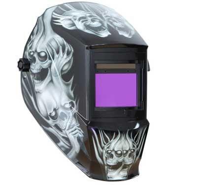 Custom welding helmet by Antra. Stylish and comfortable!  #custom #welding #helmet #weldinghelmet