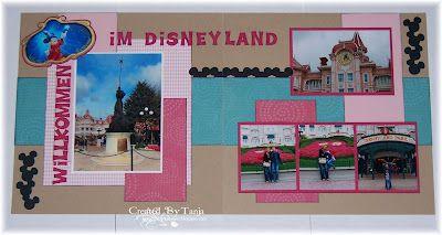 Willkommen im Disneyland