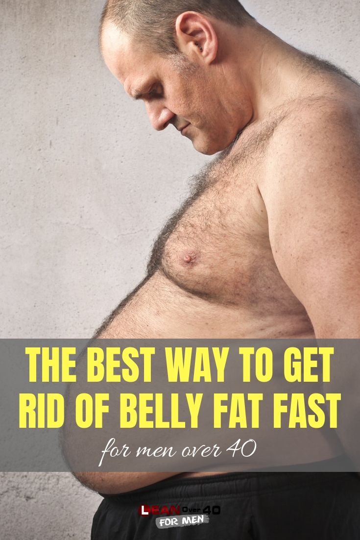 Best Way to Get Rid of Belly Fat Fast via HTTP://www.pinterest.co.uk/leanover40f...