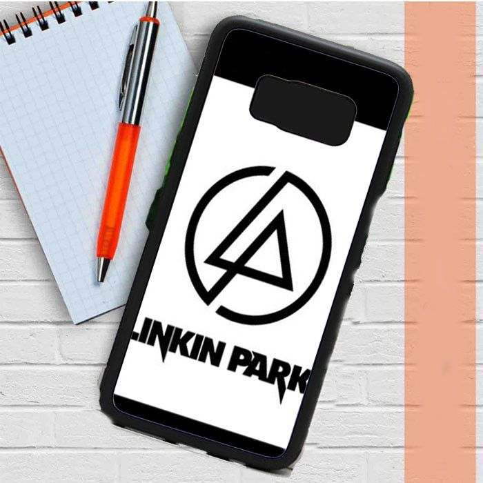 Linkin Park White Samsung Galaxy S8 Plus Case Dewantary