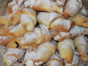 Rozi Erdélyi konyhája: Havasi kifli