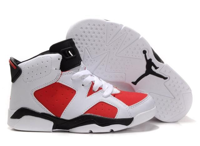 Kids Air Jordan 6 Cheap