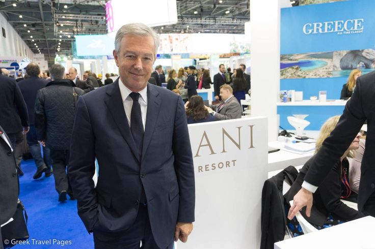 WTM 2016: SETE Chief Says Sectors Can Work with Tourism to Boost Greek Economy.