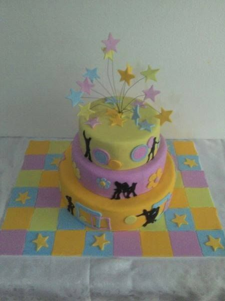 DISCO CAKES