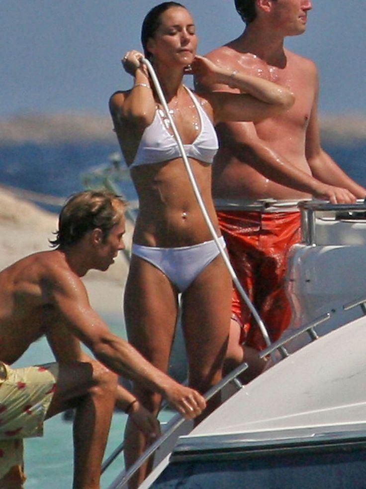 Kate Middleton Swimsuit Shot