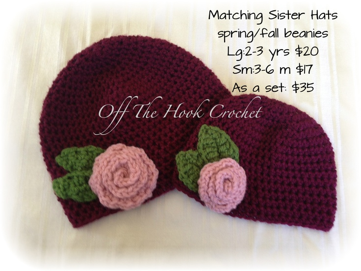 Off The Hook Crochet-etsy