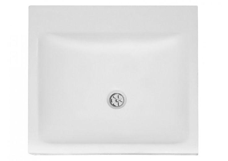 Umywalka akrylowa 50 x 45 cm podwieszana KALIA