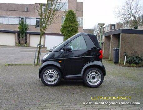 Smart Car Shortie Really The Regular Isn T Small Enough Cars Mostly Muscle Pinterest And