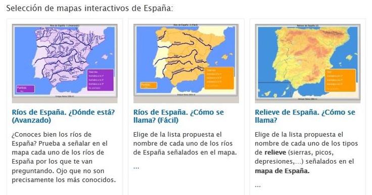 Més mapes interactius