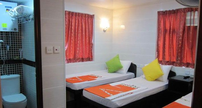 Delta Hotel Hong Kong is the ideal choice for the backpackers and budget business travelers who are looking for warm welcome, affordable and comfort quality hotel