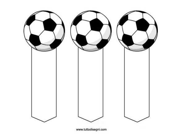 World Cup Bookmark