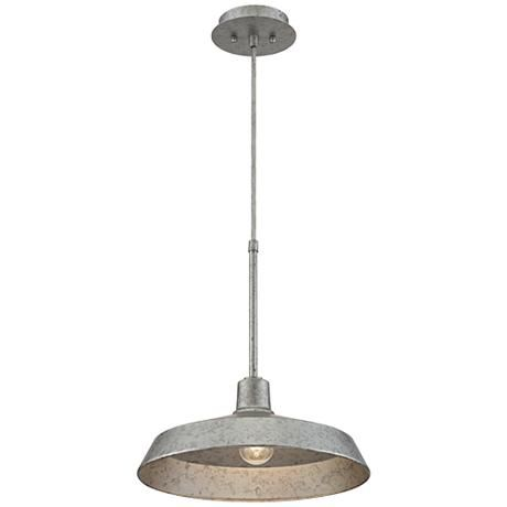 industrial chic lighting. galvanized metal 15 industrial chic lighting