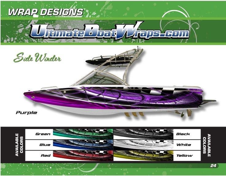Best Boat Wrap Design Idea Center Images On Pinterest Boat - Sporting boat decalsbest boat wraps custom vinyl images on pinterest boat wraps