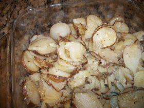 {Kaitlin in the Kitchen}: Seasoned Oven Potatoes
