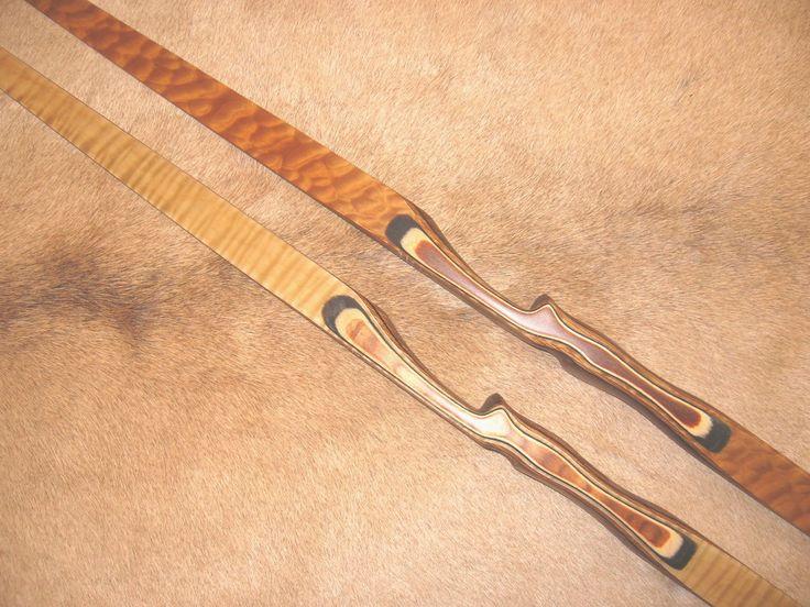 One-Piece Longbows — Schafer Silvertip