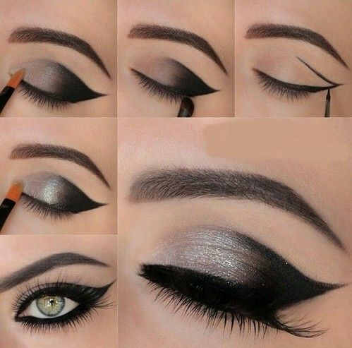 Tumblr green eyes,  #trend  #eyeshadow,  #diy