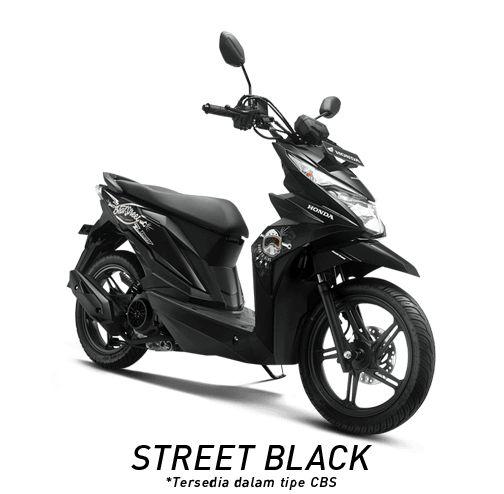 Honda BeAT Street Hadir Dengan Desain yang Garang - http://bintangotomotif.com/honda-beat-street-hadir-dengan-desain-yang-garang/