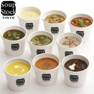 Soup Stock Tokyoが秀逸!スープが主菜にもなるの♡