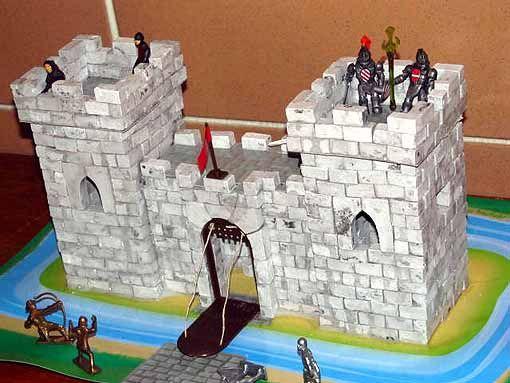 Medieval Castle Project Castle Project