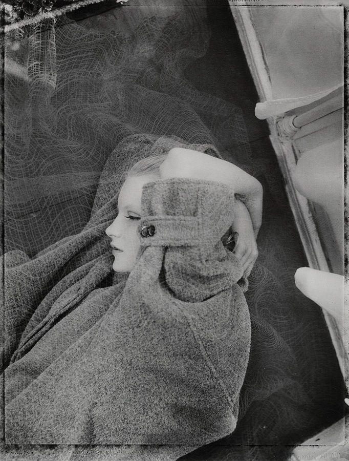 Kirsten #2, 1990 for Jil Sander campaign (unpublished) - Photography by Jean-François Lepage