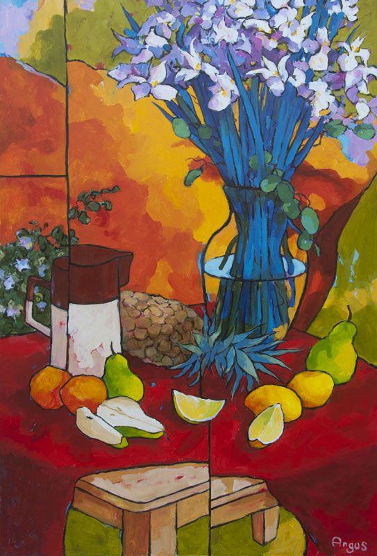 Angus Wilson – New Masters Gallery