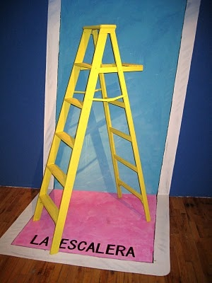 photo booth for a Loteria theme party
