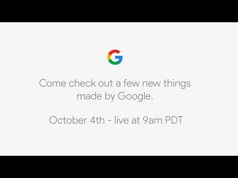 Learn about Watch Google's Pixel 2 event live right here at 12PM ET http://ift.tt/2xgJIHR on www.Service.fit - Specialised Service Consultants.
