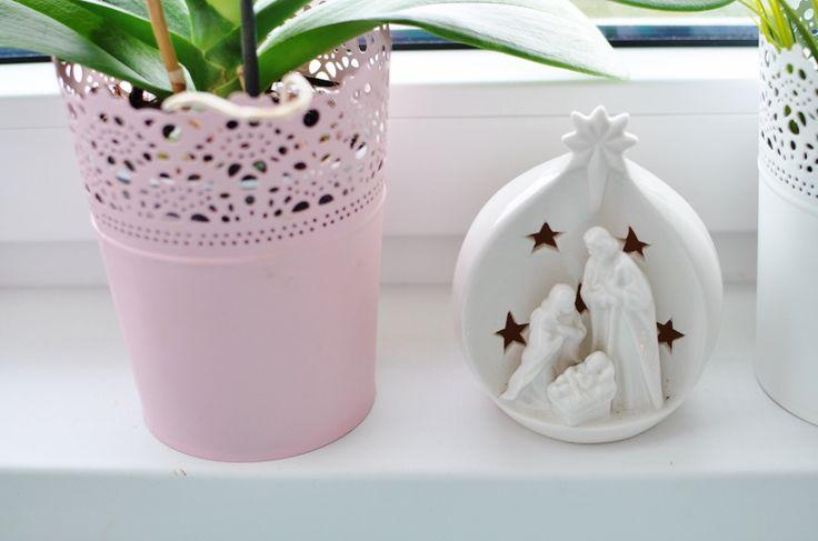 fashionable.com.pl,  christmas, decor, home, ikea, święta, dekoracje, dekoracje świąteczne, szopka, Boże Narodzenie