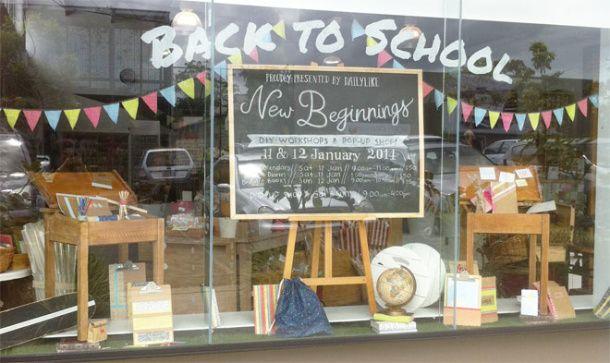 Back To School Ideas Amp Inspiration Shop Window