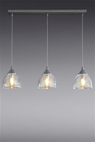 Buy Bergen Bubble Glass Pendant from the Next UK online shop