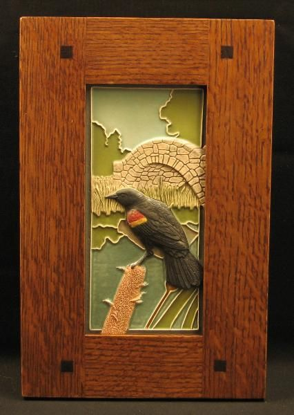 Arts and Craftsman | Medicine Bluff Tiles Love this one...