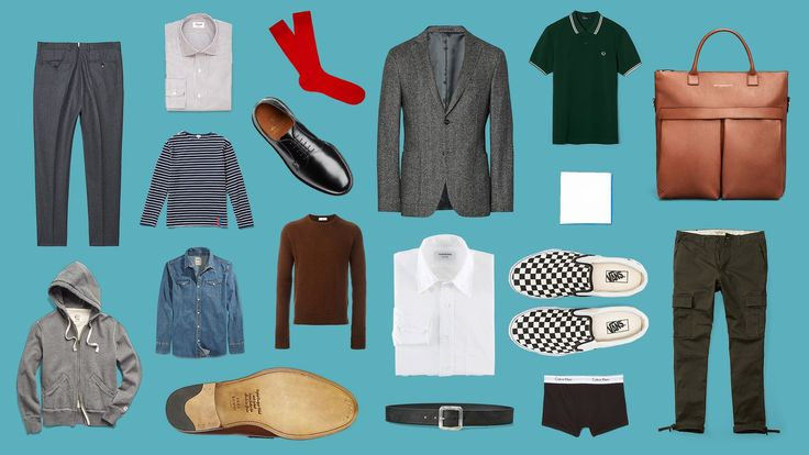25 GQ-Approved Closet Essentials You Should Be Wearing Right Now | GQ