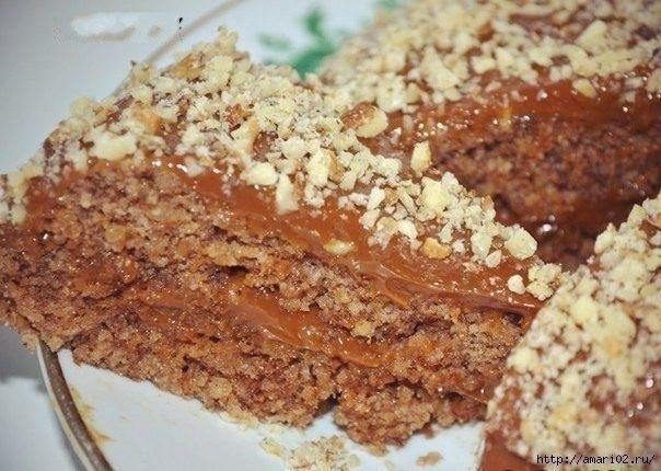 Фото к рецепту: Торт из микроволновки за 5 минут