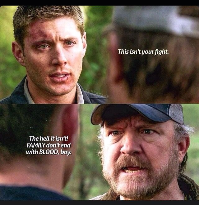 Supernatural Quotes Family Don T End With Blood: 5958 Best Supernatural, Hunters, Angels, Demons And More