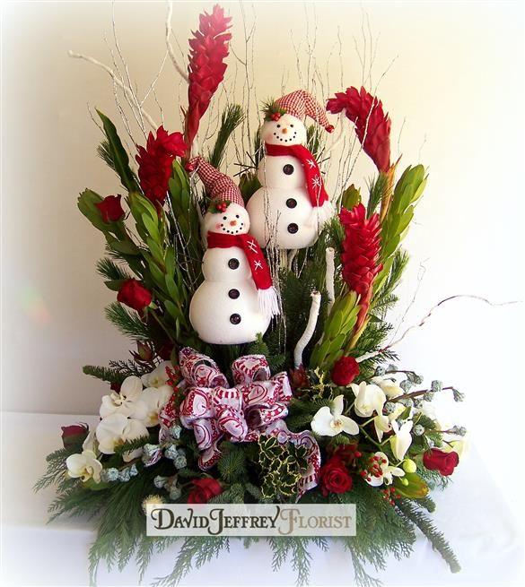 17 Best Thomas Kinkade Christmas Flowers FTD Images On