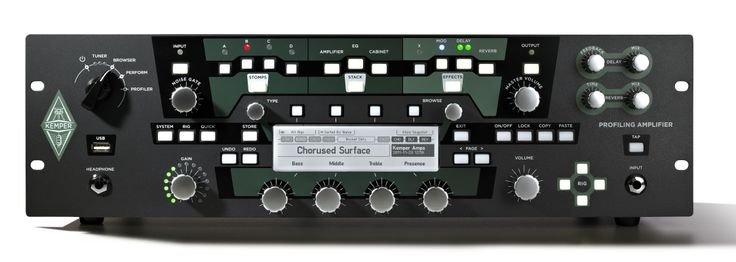 Kemper Profiling Amp 10 Years In The Making And Serious