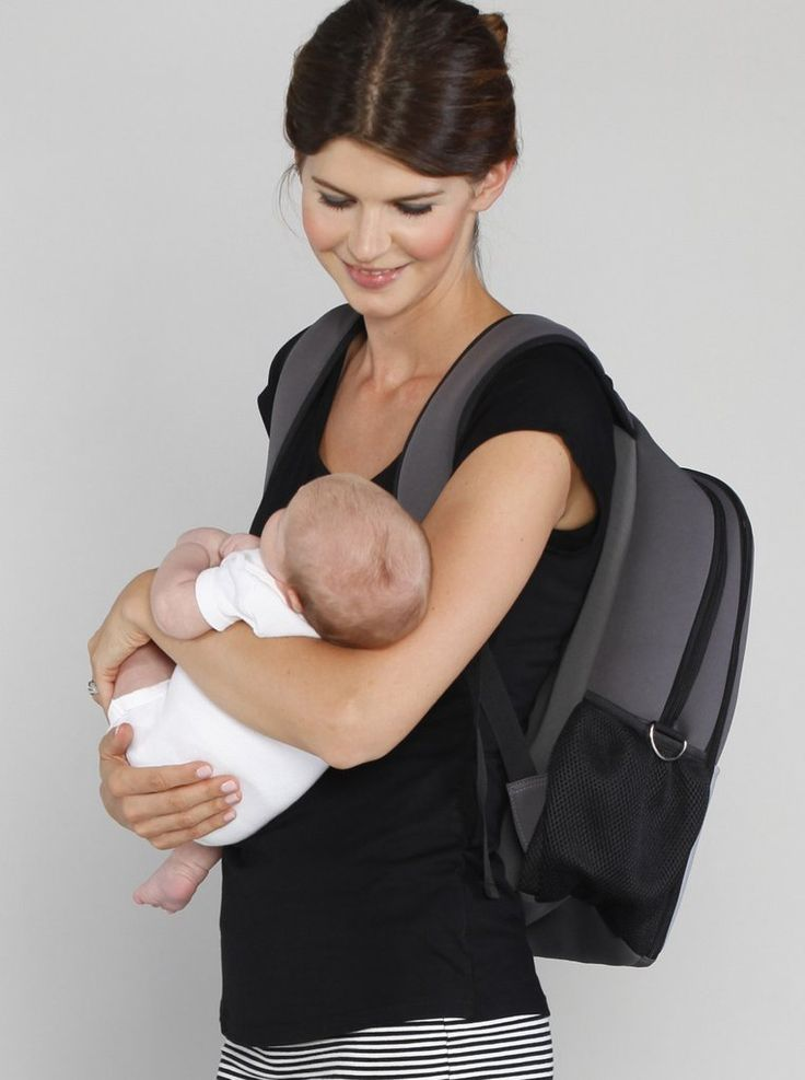 Buy together and SAVE. Neoprene Lightweight Scandy Nappy Backpack, RRP $49.95 and Tummy Control Belly Band, RRP $39.95, together just $69.95, save $20. The perfect gift for a new mum.