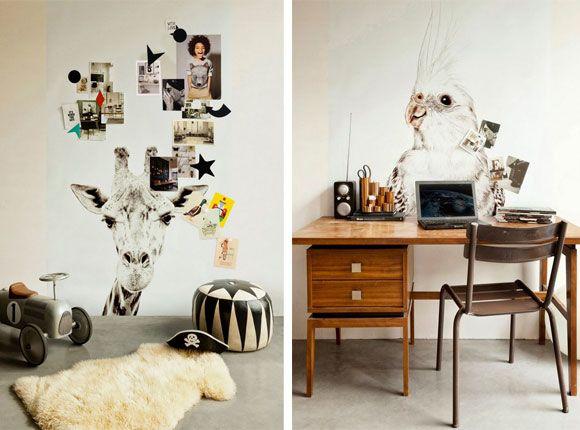 Meer dan 1000 idee n over keuken knutselen op pinterest appartement keuken organisatie - Muur kamer kind ...