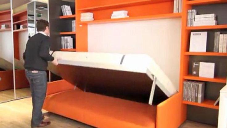 lit escamotable avec canape integre ikea recherche