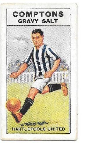 COMPTONS-GRAVY-SALTS-VERY-RARE-SERIES-034-C-034-COLOURED-CARD-HARTLEPOOL-UNITED