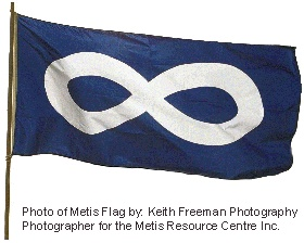 I am a proud Canadian Metis!