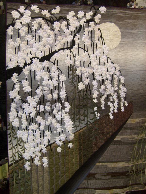 Рис с 2008 Токио Международный Квилт-шоу   _   Pic from the 2008 Tokyo International Quilt Show                                                                                                                                                      More