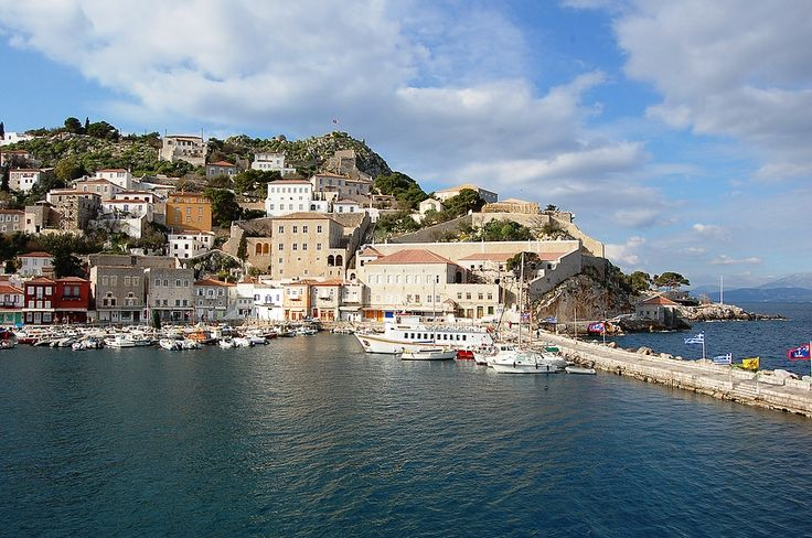Watch our latest video about the island of Hydra!