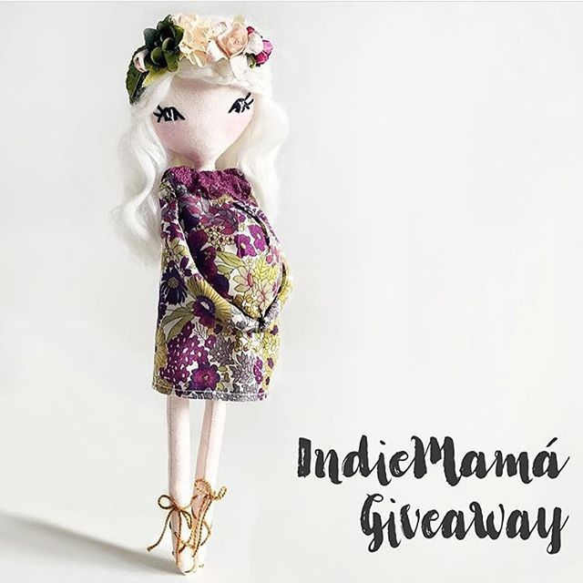 I love this IndieMamá Giveaway by @indie.dolls so much!!! 😍 #IndieDollsFamily
