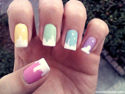 wow!: Pastels Nails, Nailart, Nail Designs, Pastel Nails, Nail Ideas, Nail Art