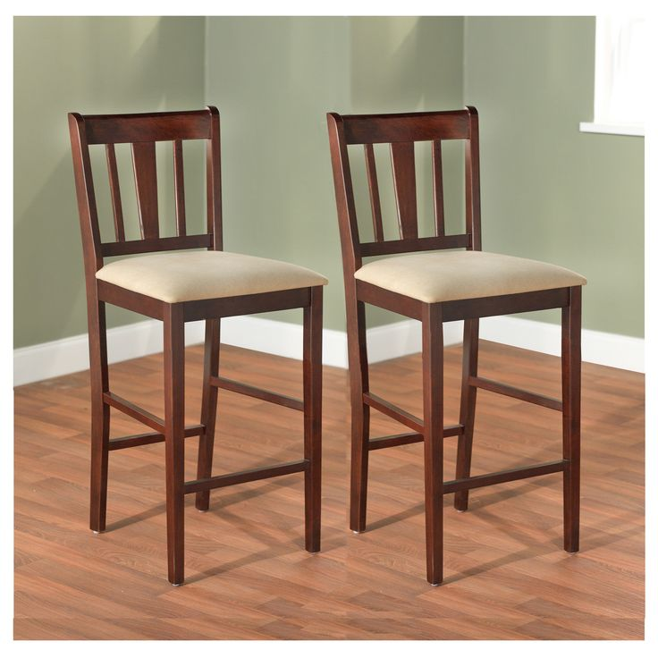 136 Simple Living Stratton Rubber Wood Stools (Set of - Overstock™ Shopping - Great Deals on Simple Living Bar Stools & 22 best bar stools images on Pinterest | Kitchen ideas Bar stool ... islam-shia.org