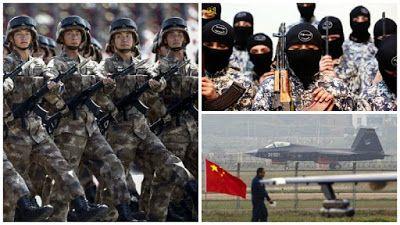 AMYNA News and Views: Εντείνεται η κινεζική παρουσία στο συριακό μέτωπο