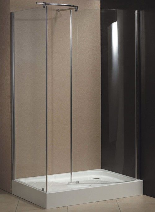 Additional image for milano 1200x800 walk in shower for Walk in shower tray